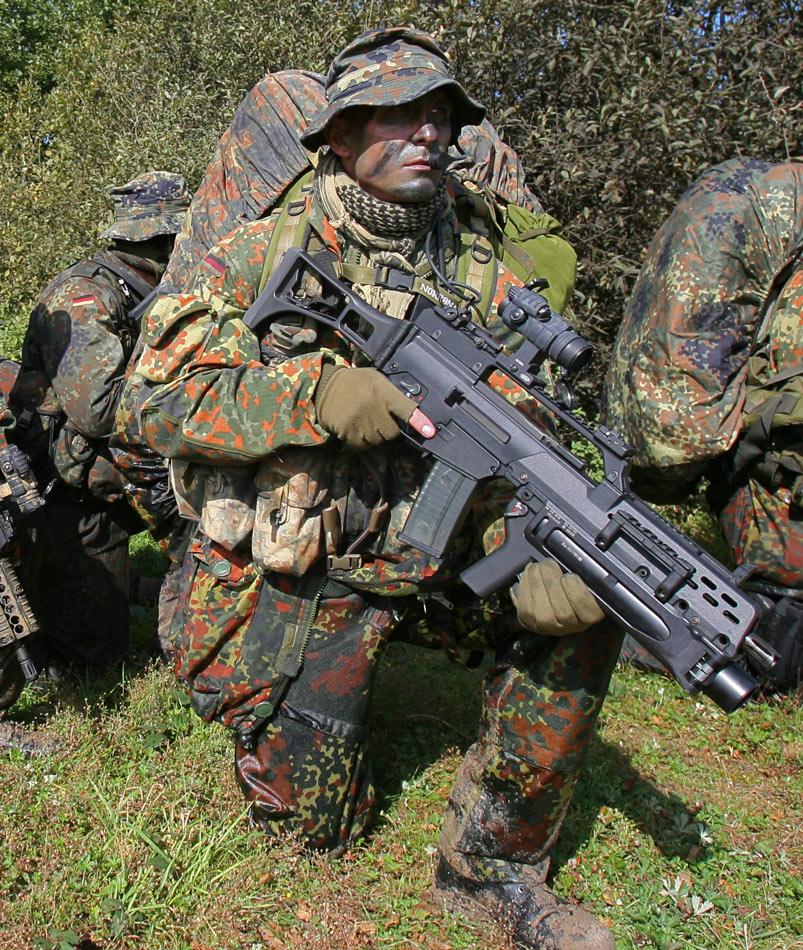 g3 винтовка фото